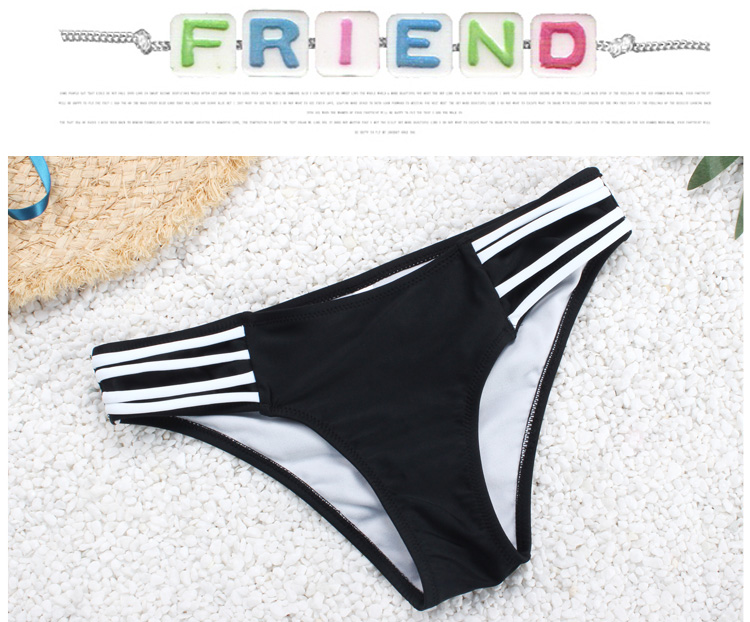 17 New Hot Sexy brazilian Bikini Push Up Padded Bra Women bikini Set lady Swimsuit Swimwear beachwear biquin 11