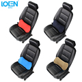 Super soft cotton 1pc Car styling 48CM*24CM Universal car Lumbar Back Support Cushion Office Travel Chair Seat Neck rest pillow
