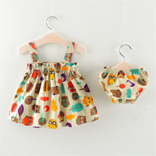 Bibicola roupa do bebê meninas jogo treino de verão recém-nascidos para meninas traje crianças vestuário tops + shorts 2 pcs roupas de bebe