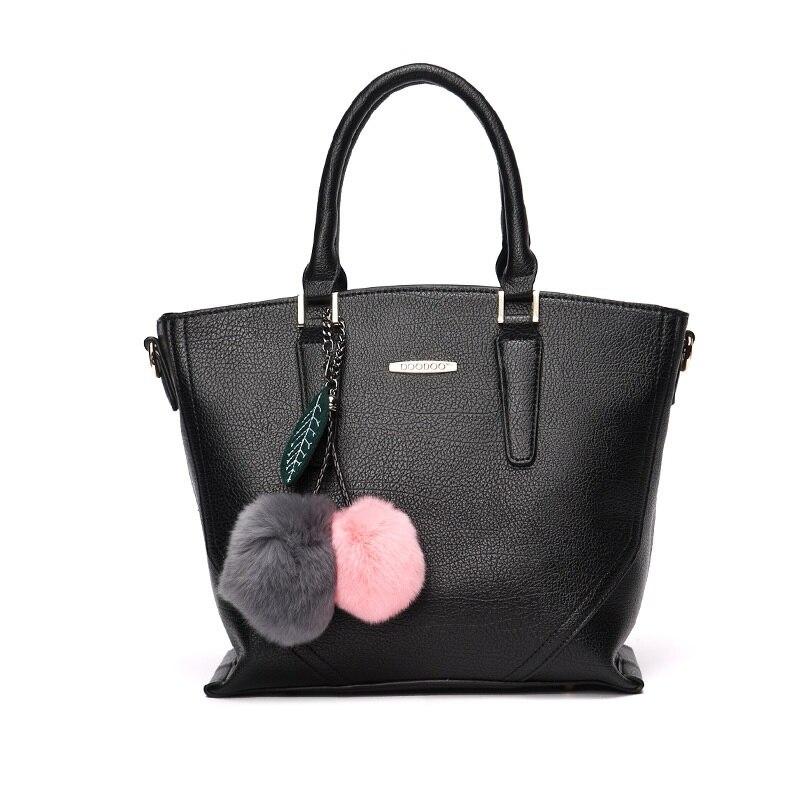 ФОТО DOODOO Women Genuine Leather Handbags Tassel Women Messenger Bags Crossbody Women Purses And Handbags Vintage Famous Brand T428