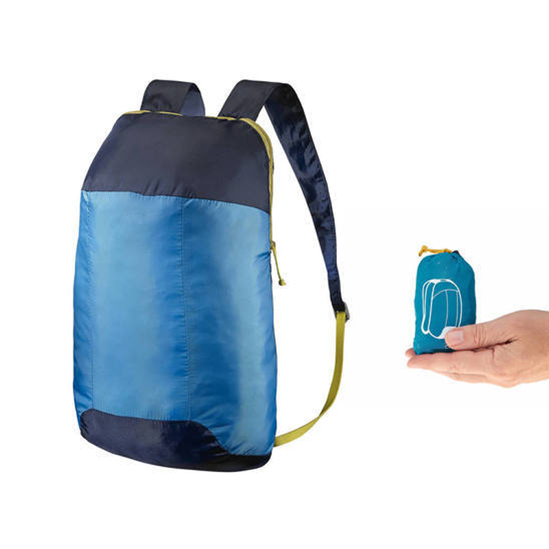 Outdoor Recreational Shoulder Bag Mini Foldable Skin Pack New Knapsack For Men And Women Portable Large Capacity Backpack