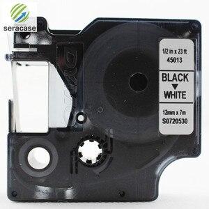 Image 5 - Seracase pour LM PNP LM 160 LM 210D LM 280 Étiquetage machines Made in China 6mm blanc noir 9mm jaune noir Rouge noir fond