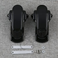 Rear Frame Axle Covers Kit For Harley Dyna Low Rider FXDL Street Fat Bob Wide Super Glide Custom FXDB FXDI FXDWGI FXD 2006 2016