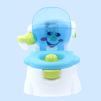 New Baby Potty Portable Baby Toilet Cartoon Cars Potty Potties Trainer Child Pot Training Girls Boy Kids Chair Seat Children Pot
