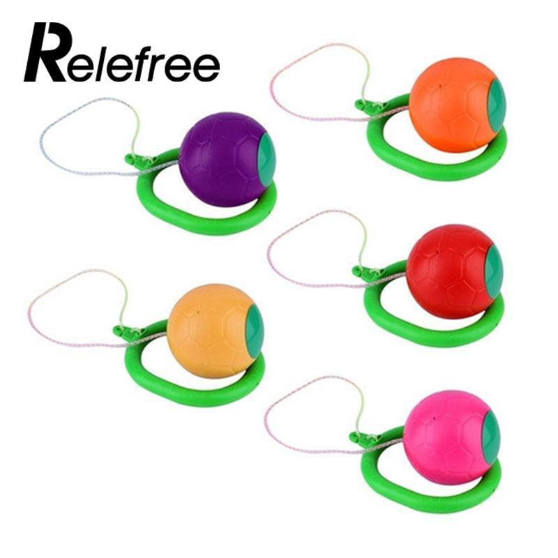 Спортивные Фитнес весело детей координации упражнения баланс хоп игрушка пропустить мяч Фитнес оборудования игрушка