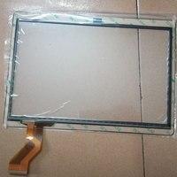 Myslc para MGLCTP-101444-10617FPC 2 agujeros 10 1 pulgadas tablet Panel de pantalla táctil en el vidrio de la outsideMGLCTP-101444-10617FPC