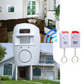 Wireless House Safety System Security IR Infrared Motion Sensor Alarm Detector + 2 Remote Control + Retail Package