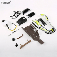 FVITEU Q BAJA refitted kits 1 (for original baja without plastic roll cage) For 1/5 Rovan RC CAR PARTS
