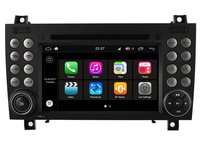 S190 Android 7 1 Car DVD Player Audio For BENZ SLK Class R171 W171 GPS Bluetooth