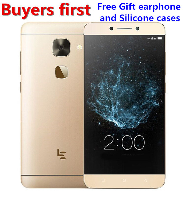Original Letv LeEco Le S3 X522/X526 4G LTE teléfono móvil 3 GB RAM 32 GB/64 GB ROM Snapdragon 652 Octa-core 5,5