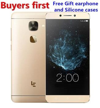 Orijinal Letv LeEco Le S3 X522/X526 4G LTE Cep Telefonu 3 GB RAM 32 GB/64 GB ROM Snapdragon 652 Octa çekirdekli 5.5