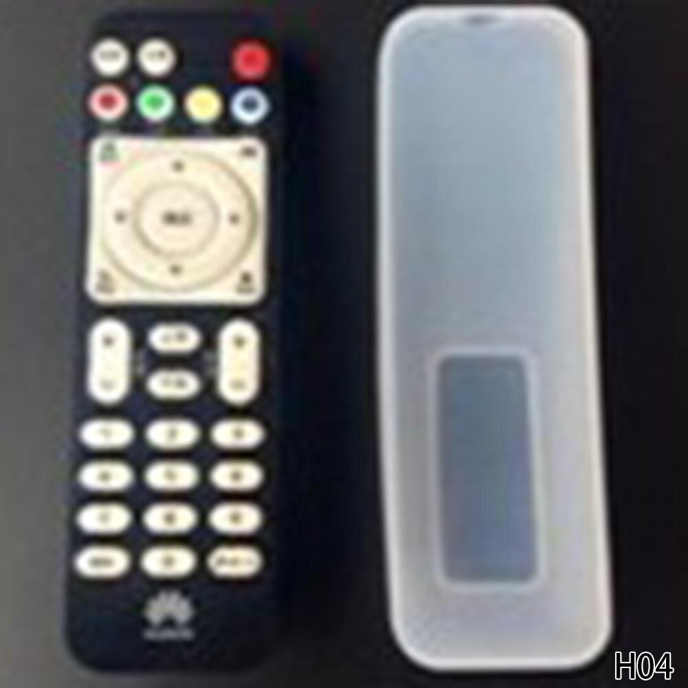 Pretty Silicone TV Remote Control Case Cover Accessories Selling Trendy High Quality Perfect