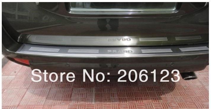 ФОТО Rear Bumper Sill/Protector new 1pcs For FJ150 PRADO 2010