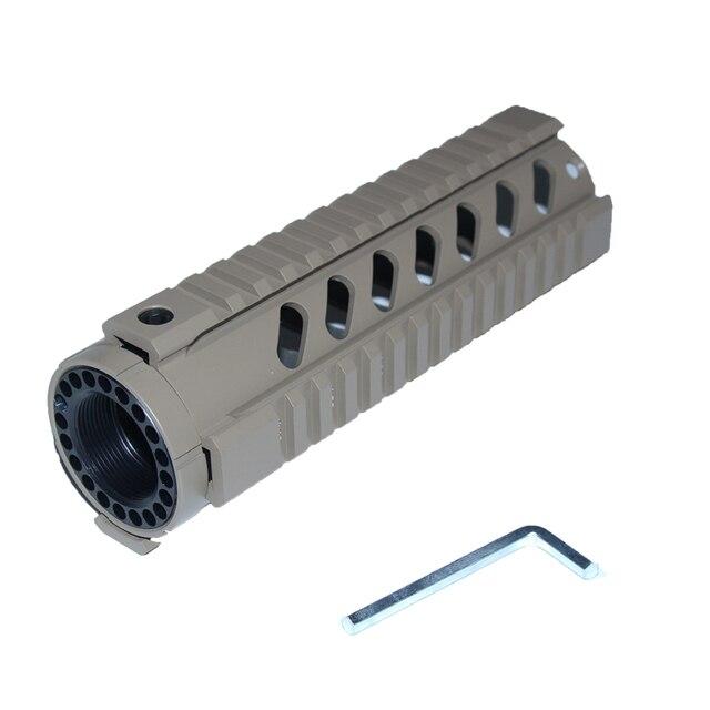 Hunting Gun Accessories AR 15 M16 M4 7'' Inch Handguard