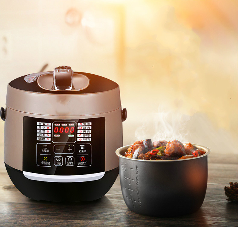 Electric Pressure Cookers Smart cooking 3L mini electric pressure cooker. electric pressure cookers electric pressure cooker double gall 5l electric pressure cooker rice cooker 5 people