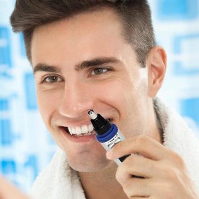 Neat Clean Trimer Razor Electric Nose Hair Trimmer Ear Face Removal Shaving aparador de pelos masculino pelo nariz