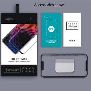 Image 5 - Vetro temperato per Samsung Galaxy Note 8 9 S9 S9 + Plus Nillkin DS + MAX Piena Colla Protezione Dello Schermo sfor Samsung Nota 9 3D di Vetro