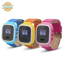 Kind Smart Uhr Kinder Armbanduhr Telefon TC086 LBS GPS Locator Tracker Anti-verlorene SOS alarm Smartwatch für iOS & Android