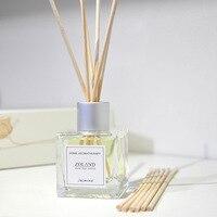 50 ml domu olejek zapachowy dyfuzor samochodowy lawenda  róża  Ocean  jaśmin  bambus  osmanthus najwyższej jakości Rattan trzciny dyfuzor zapachowy|Trzcinowy dyfuzor olejowy|Dom i ogród -