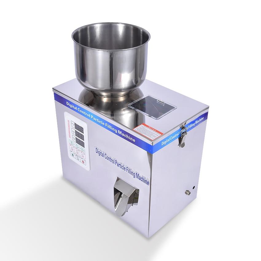 1PC 2-50g Granule Packing Machine, Tea Packing Machine, Tablet Weighing Machine, Weighing Machine