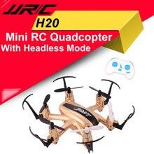 JJRC H20 2.4G 4CH 6 ציר מיני RC Drone עם Headless מצב Quadcopter מסוק צעצועי VS JJRC H36 מיני drone RTF