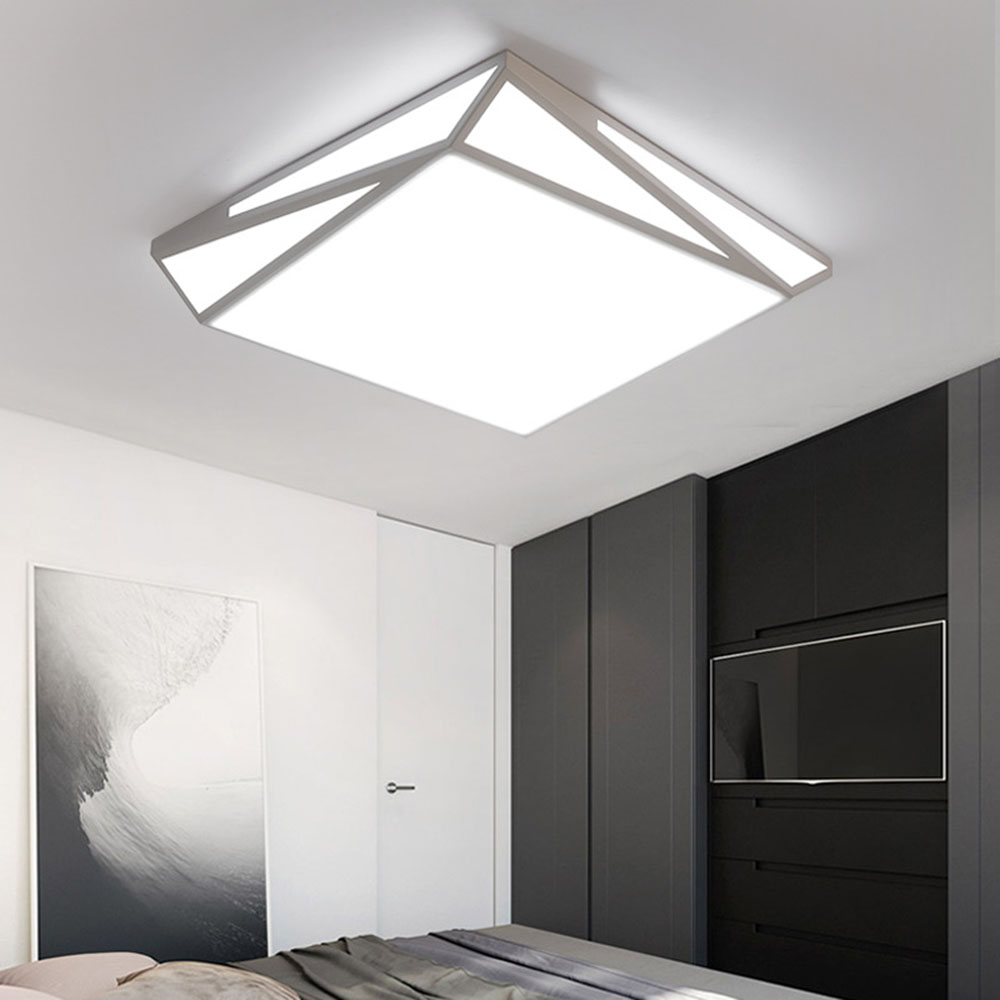 Ceiling Lighting Led Ceiling Lights Kitchen 110 220v Flush: Ceiling Lamp Modern LED Flush Mount Ceiling Light 110 220v
