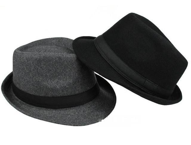 2015 Новые фетровые шляпы, для мужчин и женщин.