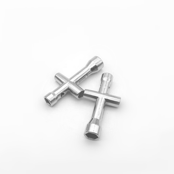 Herramientas de mantenimiento de llaves de Cruz hexagonales 80132, manga HSP 1/10 4WD, repuestos de coche RC, Buggy Monster Trcuk 4mm 5mm 5,5mm 7mm