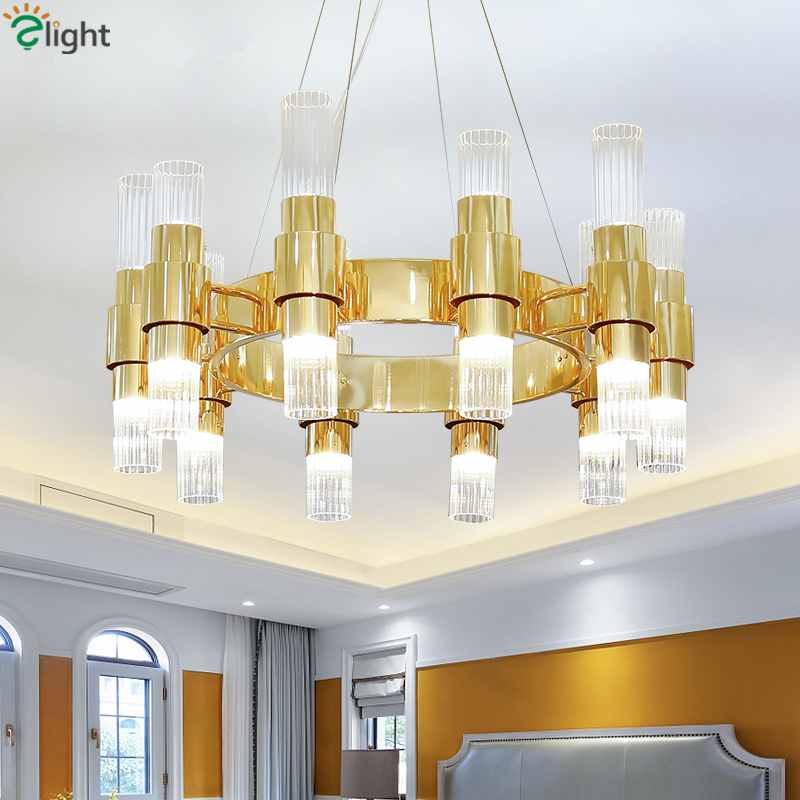 Post Modern Luxury Lustre Shiny Gold Led Pendant Chandelier G9 Luminarias Led Chandelier Lighting Lamparas Led Indoor LightingPost Modern Luxury Lustre Shiny Gold Led Pendant Chandelier G9 Luminarias Led Chandelier Lighting Lamparas Led Indoor Lighting