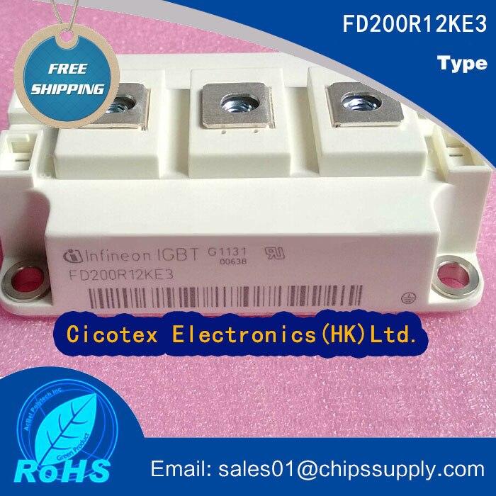FD200R12KE3 module IGBTFD200R12KE3 module IGBT