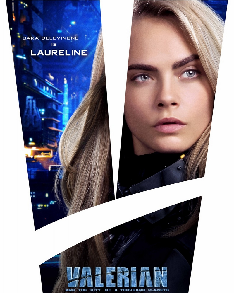 Valerian Cara Delevingne Cosplay Wig Free Shipping for Halloween and Christmas