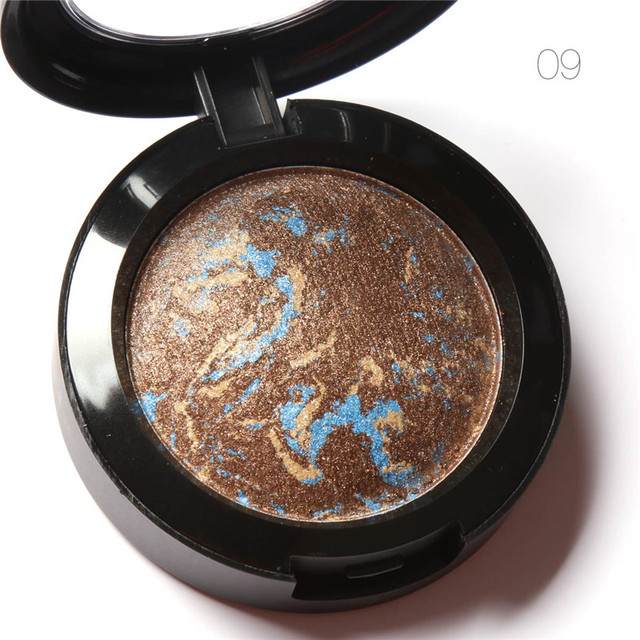 FOCALLURE Metallic Eyeshadow Make Up Glitter Eye Shadow