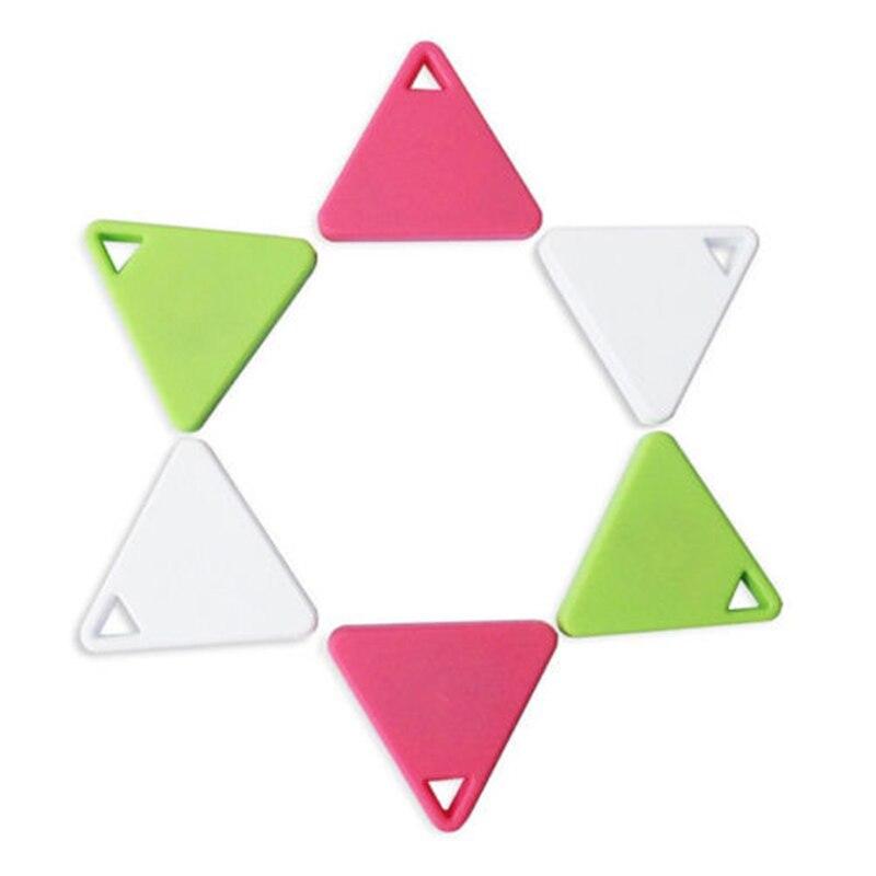 5pcs/lot 2018 Baby Monitor Wifi Smart Bluetooth Tracker GPS Locator Tag Kids Alarm Anti-lost Device Track For elderly