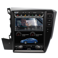 10.4 Android 6.0 Quad Core Car DVD Player for Honda Civic 2012 2013 2014 2015 GPS Navigation Stereo Radio 4g/WIFI free map