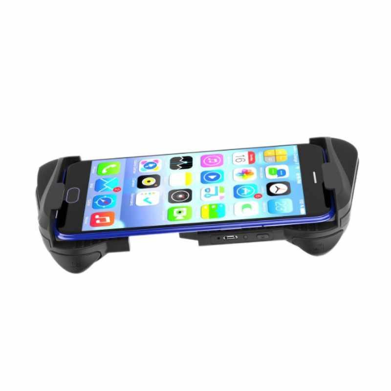 Для PUBG беспроводной игровой контроллер Bluetooth геймпад джойстик для мобильного телефона для iPhone SamSung Xiaomi HuaWei