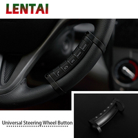 LENTAI 1Set Multi function Wireless Steering Wheel Controller DVD Navigation Buttons For Honda Civic Nissan Fit Subaru Impreza