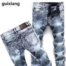 2017 мужские брюки новое прибытие стиль мужская повседневная мода высокого качества джинсы мужчин 100% хлопок джинсы размер 27-38