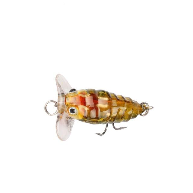 цикада приманка для рыбы