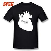 Футболки дом все лгут House MD Awesome Футболки для женщин Для мужчин 100% хлопок футболка с короткими руками Лидер продаж человек 4XL 5XL