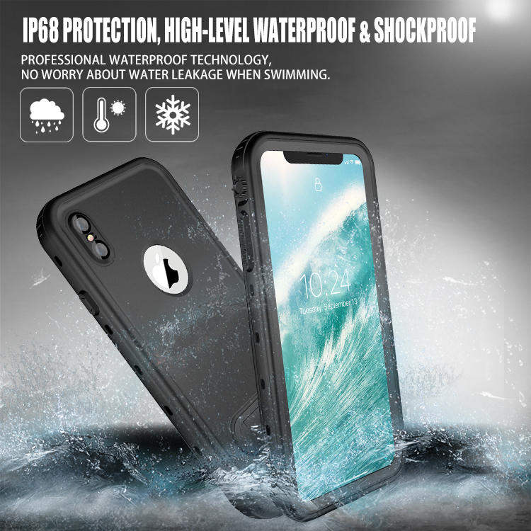 Waterproof iPhone slim case 4