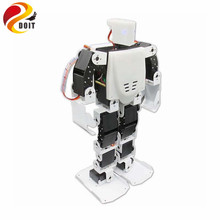 Official DOIT 17DOF Humaniod Robot TR-X 5.0 Simple Combo for Robot Platform Competition Remote Control Toy