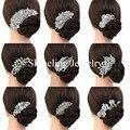 Оптовая продажа Фабрики непосредственно в стиле ар-деко старинные свадебные волосы расческой расческа для волос жемчуг свадебные аксессуары для волос головной убор