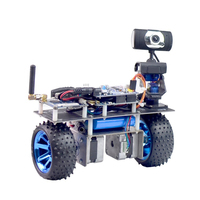 Wifi Robot STM32 Self Balancing Smart Roly Robot Car Wifi Video Module APP Control Finished Version