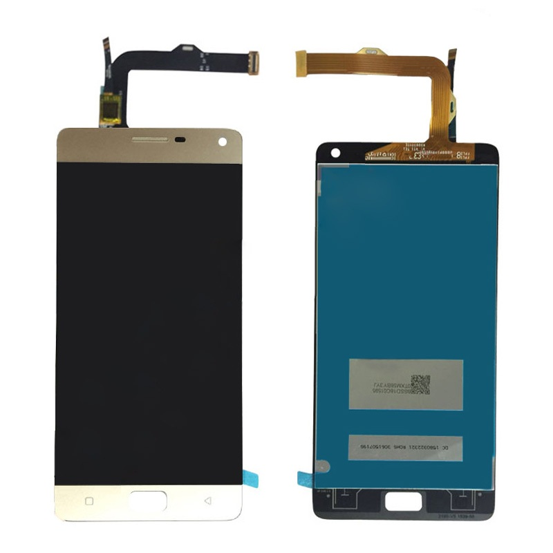 100 Tested Original For Lenovo Vibe P1 LCD Display Touch Screen Assembly Digitizer Free shipping