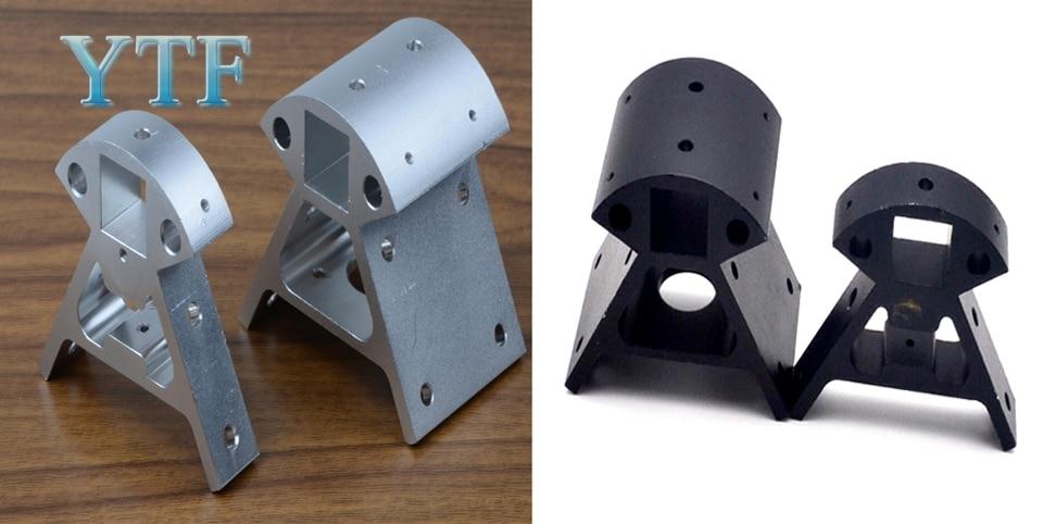 3D Printer Parts  All-metal Kossel Aluminum Alloy Corner Pieces Delta Size Angle Pieces Aluminum Alloy Base 1pcs