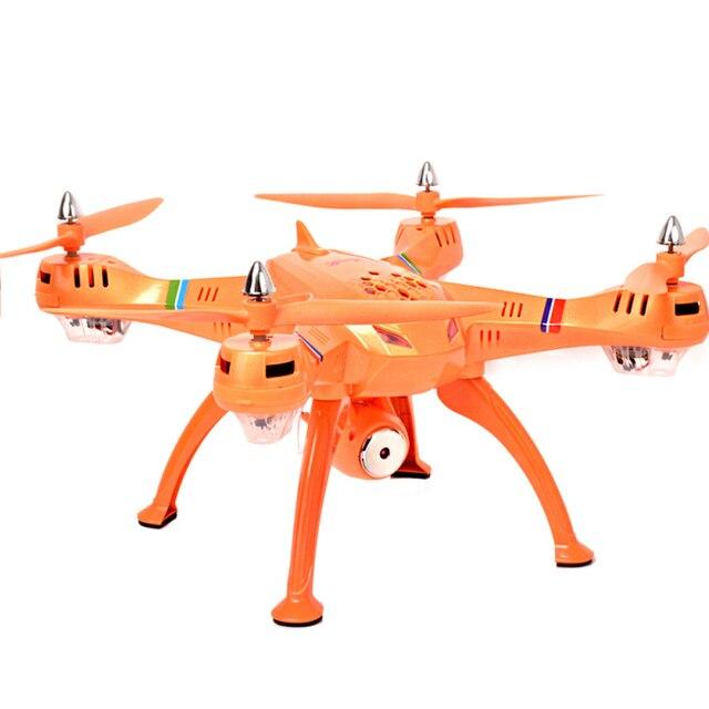 Горячий Продавать 2.4 Г 4CH 6-осевой Гироскоп Одним Из Ключевых, чтобы Вернуть Режим RC Quadcopter С 2.0MP Камера Подарок 1 шт. 21 ноября