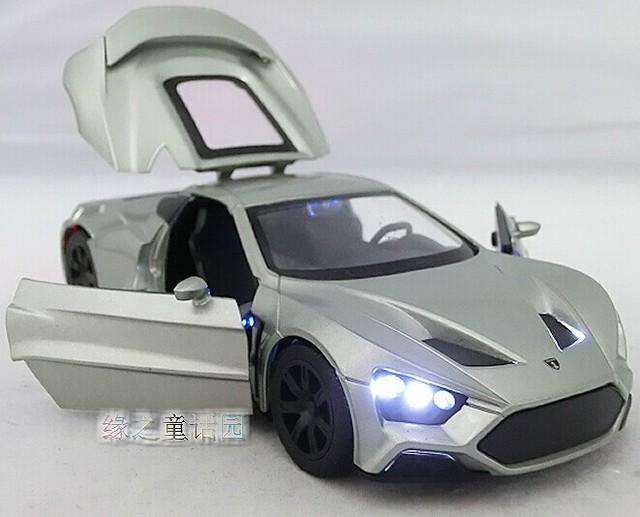Hot Sale Discount Denmark ZENVO ST1 Supercar Model High Imitation 1 ...