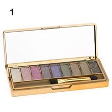 9 Color Bright Diamond Eyeshadow Palette