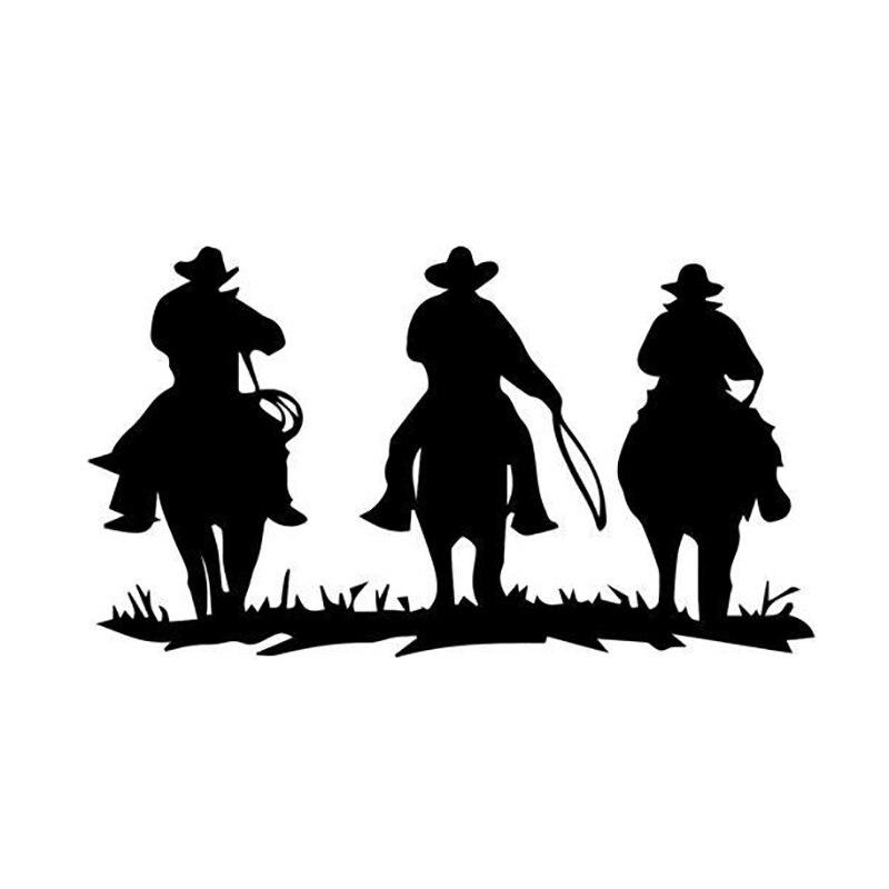 VRS Heart Beat Line COUNTRY Cowboy Hat Rodeo Clown Bull Riding CAR VINYL DECAL