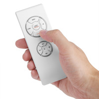 4 Timing 3 Speeds Universal Ceiling Pendant Fan Lamp Wireless Remote Controller Kit